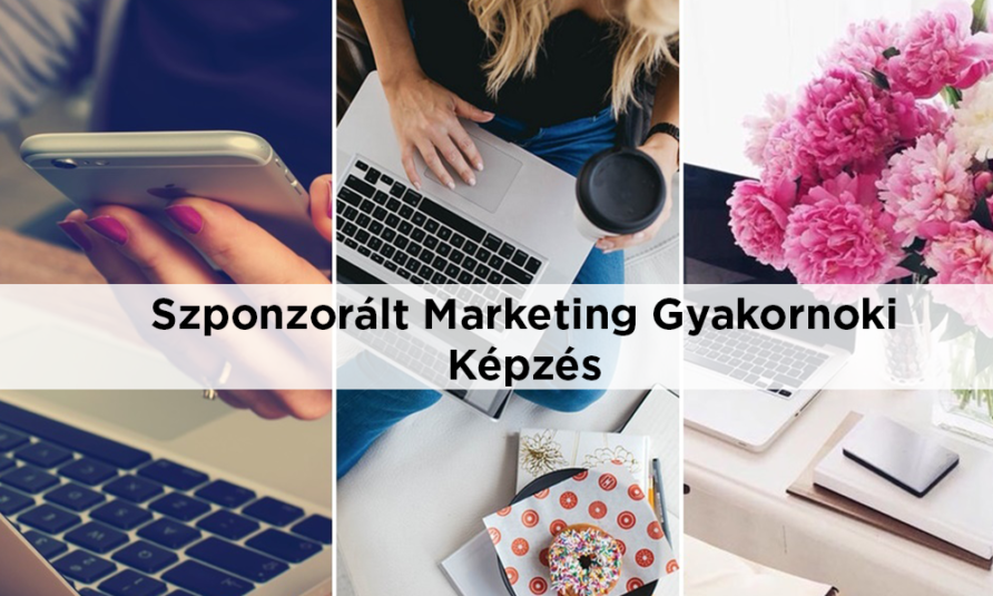 Szponzorált Marketing Gyakornoki Program