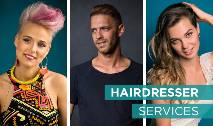 Hairdressing Services – Szabó Imre Hair & Beauty