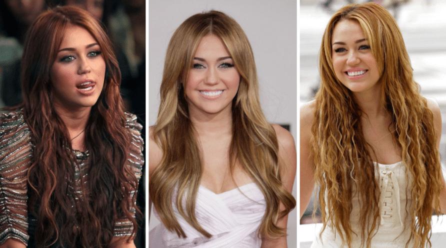 Miley Cyrus haj trendek - ártatlan hullámok