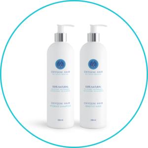 Oxygeni Hair száraz haj és fejbőr ápoló csomag